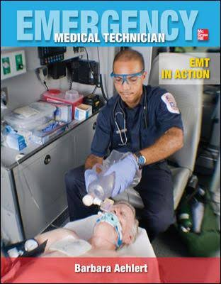 Emergency medical technician: EMT in action