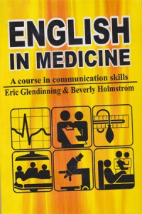 Image of English in Medicine : a course in communication skills